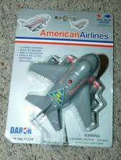 AMERICAN AIRLINES Toy Jet w/ Lights and Sound NEW IN PACKAGE Daron TT329