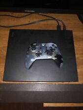 Microsoft Xbox One X 1TB Console Used - Black