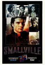 SMALLVILLE (TV) Movie POSTER 27x40 Tom Welling Kristin Kreuk Michael Rosenbaum