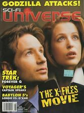 Sci-Fi Invasion Magazine - 1997 - X-Files - Godzilla - Babylon 5 - Star Wars