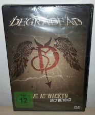 DEGRADEAD - LIVE AT WACKEN AND BEYOND - DVD