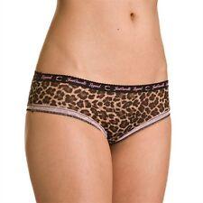 ROBERTO CAVALLI JUST lingerie underwear intimo slip donna tg 3 M animalier BNWT