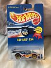 Hotwheels 1991 Gold Metal Speed Sol-Aire CX4