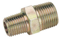 """DRAPER 3/8"""" Male to 1/4"""" Male BSP Taper Reducing Union Pack of 3 - 25868"""