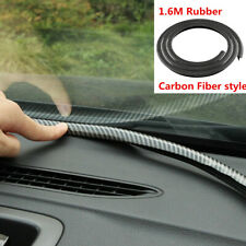 1.6M Rubber Car Dashboard Sealing Strips Styling For Car Interior Accessories