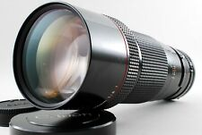Excellent++++ Canon New FD NFD 300mm F4L MF Tele Photo Lens from Japan 1327