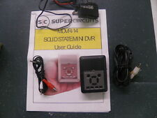 Super Circuits MDVR Solid State Mini DVR with User Guide