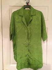Victoria's Secret Woman's Green Sleep Shirt Night Shirt PJ NWT P/S RN 54867