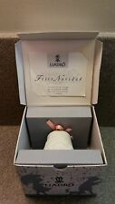 1997 Lladro Christmas Bell Ornament #16441