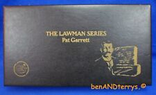 Colt Lawman Series Pat Garrett Presentation Display Commemorative Case Box