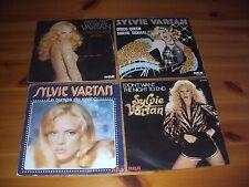 LOT SYLVIE VARTAN / ORIENT EXPRESS/DISCO QUEEN/LE TEMPS DU SWING/I DON T WANT.