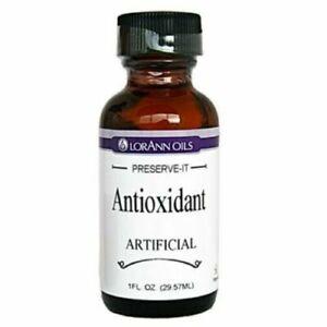 Preserve-It Antioxidant, Artificial 1 oz.