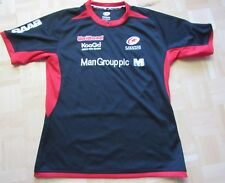 d5bbbeb0022 Saracens FC jersey shirt KOOGA 2006-07 Sarries, The Men in Black /adult