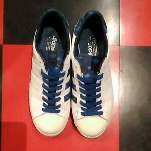 A BATHING APE Bapesta x Addidas Superstar Sneaker Shoes US9.5 Used from Japan