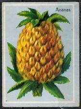 Carte Chromo - Image - Ananas - Fruits - Réf.177