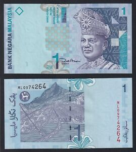 Malesia 1 ringgit 1998 FDS/UNC  A-05