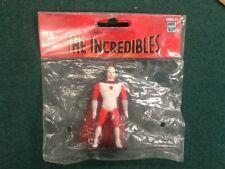 "THE INCREDIBLES 2003 Hasbro figure - DYNAGUY (""no capes!"") figure! RARE, HTF!"