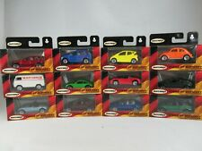 Matchbox Stars of Germany 2002 complete set of 12