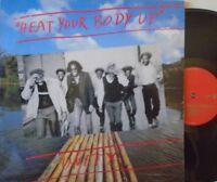 UNITY - Heat Your Body Up ~ VINYL LP