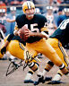 BART STARR-Green Bay Packers-Autographed 8x10 Picture-Football Hall Of Fame