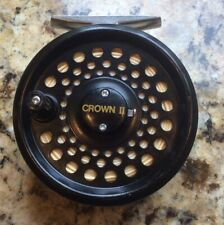 Cortland Crown ll Fly Fishing Reel W/5-6 Wt Line, Made In England