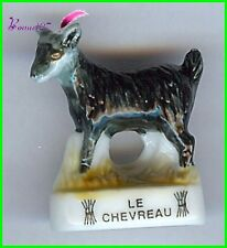"""Feve Animaux de la Ferme Edition Atlas """" Le Chevreau """" Kind Kid  #B18"""