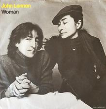 "JOHN LENNON - Woman (7"") (G-VG/VG-)"