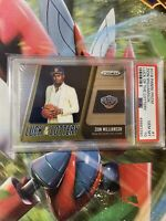 ZION WILLIAMSON 2019 20 PANINI PRIZM LUCK OF THE LOTTERY RC PSA 10 PELICANS