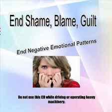 End Shame, Blame, and Guilt - Resist Negative Emotions Subliminal CD