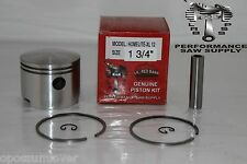 "HOMELITE XL12 PISTON KIT 1 3/4"" BORE, REPLACES PART # A58903C,  NEW"