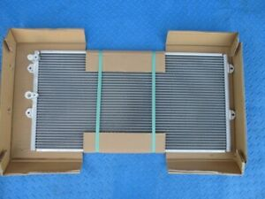 Bentley Continental Gt Gtc Flying Spur Ac condenser #4867