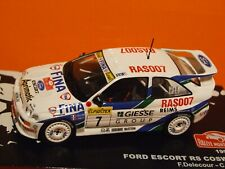 1:43 Scale  Ford Escort RS Cosworth   WRC 1995 Rally Monte-Carlo