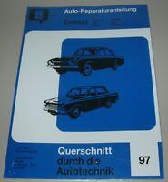 Reparaturanleitung Ford Consul Corsair 315 Capri Cortina + GT Modelle Buch NEU!