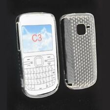 Cover for Nokia C3 silicone TPU clear
