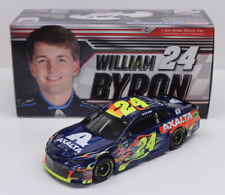 NEW NASCAR 2018 WILLIAM BYRON #24 AXALTA 1/24 CAR