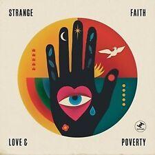 Strange Faith - Love and Poverty [CD]