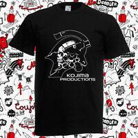 Metal Gear Solid V 5 Phantom Pain White T-Shirt Shirt S M L XL XXL Hideo Kojima