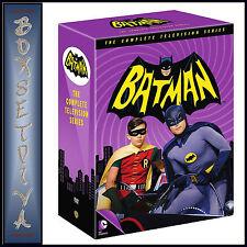 BATMAN - COMPLETE TV SERIES - 120 ORIGINAL EPISODES *BRAND NEW DVD BOXSET*