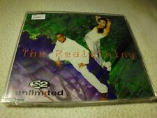 2 Unlimited  - The Real Thing - Maxi CD - OVP