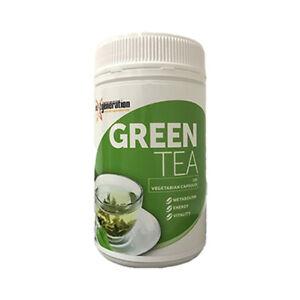 1 x Green Tea 120 Vegetarian Capsules