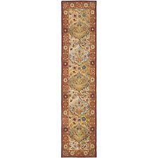 Safavieh Heritage Multi / Red Wool Runner 2' 3 x 12'