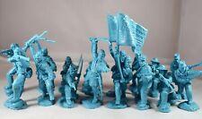 Toy Soldiers of San Diego Tssd Union Infantry Light Blue Set 2A Civil War Grant