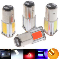 1Pc 1157 BAY15D 4 COB 12V LED Brake Turn Signal Rear Light Car Lamp Bulb_ti