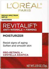 L'Oreal Revitalift Anti-Wrinkle + Firming DAY Moisturizer