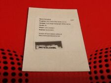#59 Larry Sanders redemption card/PANINI ELITE SERIES 12-13 Basketball carte