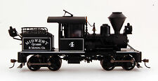 Bachmann On30 Scale Train Stearns-Heisler DCC Equipped Midwest Quarry 28806