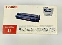 NEW Canon Genuine Toner Cartridge U CRG-U MF3100/5700