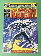 Marvel Spotlight #28 - 1st Solo Moon Knight - 1976 Bronze Age