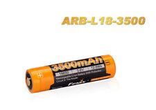 Fenix ARB-L18-3500 mAh 18650 LiIon Akku geschützt
