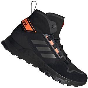 adidas Performance Terrex Hikster Mid Herren-Wanderschuhe Outdoor-Sneaker Trail